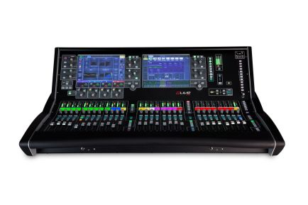 Mixer Mixer dLive S5000 Surface + DM64 Allen & Heath 1 dlive_front_no_light