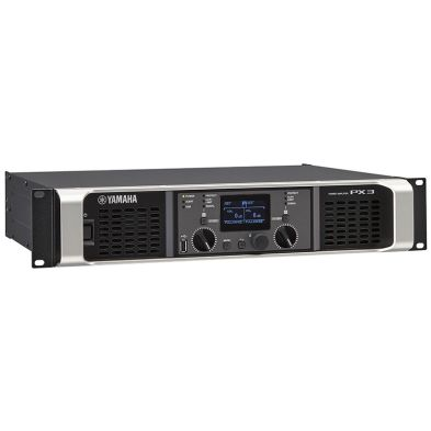 Power Amplifier Power Amplifier PX3 Yamaha 1 px3_front