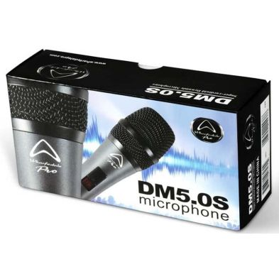 Microphone Cable Microphone Cable DM5.0S Wharfedale 2 wharfedale_dm5_os_packaging_800x800